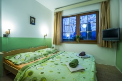 Zelený pokoj 1